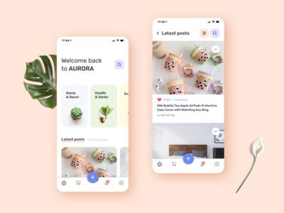 Social Marketplace Mobile Application