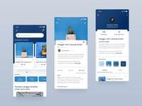 Mobile Web App | Exploration