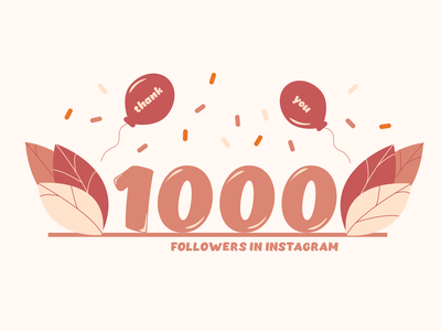1k IN INSTAGRAM