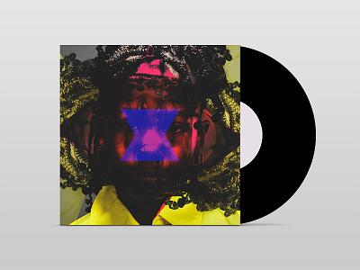 Kaleidoscope dream album art album cover kaleidoscope vinyl photoshop mosaic colors music