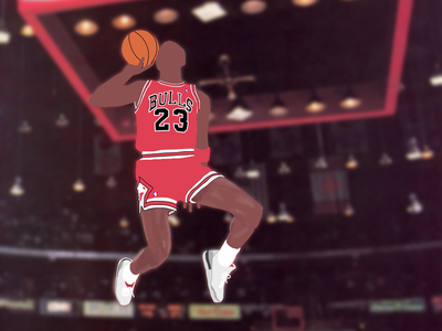 Air Jordan michael jordan illustration photoshop basketball bulls