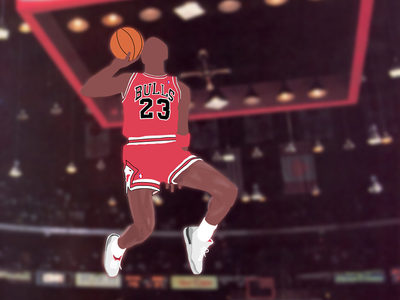 Air Jordan michael jordan illustration photoshop basketball bulls
