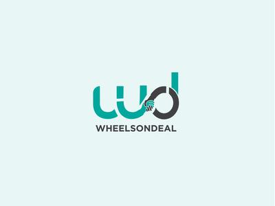 Wheel on deal logo