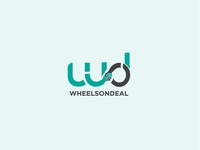 Wheel on deal logo
