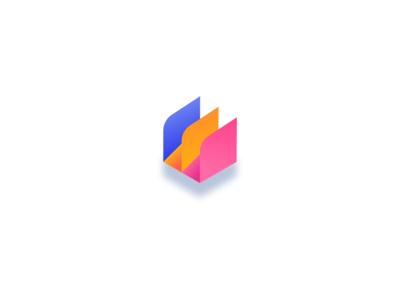 Waker |  Gradient Logo Design gradient color picker fire color flame look rgb color css gradient logo maker ratio modern art inspiration branding design vector clean