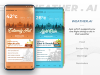 Weather.Ai Concept (Uplab Challenge)