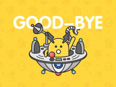 Bye bye, Shinnie!