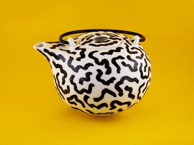Afternoon Tea branding united kingdom design graphic designer illustration artworks london artist art pattern texture pottery custom artwork
