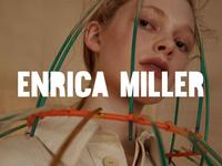 Logotype Enrica Miller