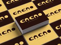 C A C A O pure chocolate