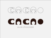 Cacao logotype & business card