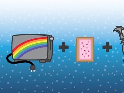 Creation of Nyan Cat