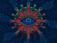 The 19th Eye of Covid