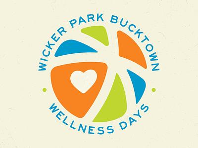 WPB Wellness Days wellness bucktown wicker park chicago health logo