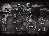 Noche de Los Muertos Poster