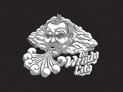 The Windy City corrupt mayor daley chicago city windy windy city