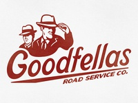 Goodfellas Roadservice Co. Logo
