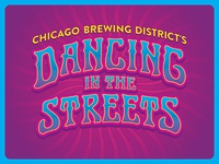 Dancing in the Streets Logo