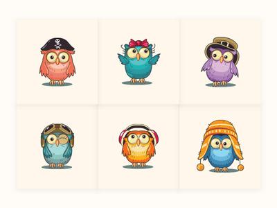 Illustrator Color Version 美丽 活版印刷 设计 商标 ux illustration 接口 插图