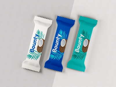Bounty Packaging Redesign