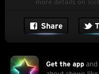 Mobile Share Page