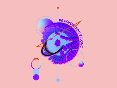 Be Where You Belong