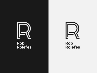 Rob Rolefes Logotype
