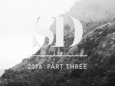 2016: Part Three - The Secret Delivery tape