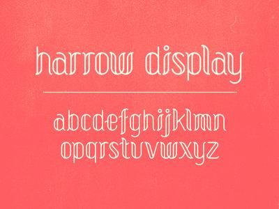 Harrow Display