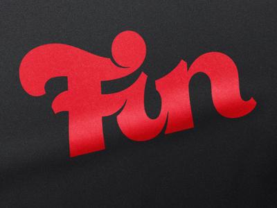 Fin - Clothing Label Logo