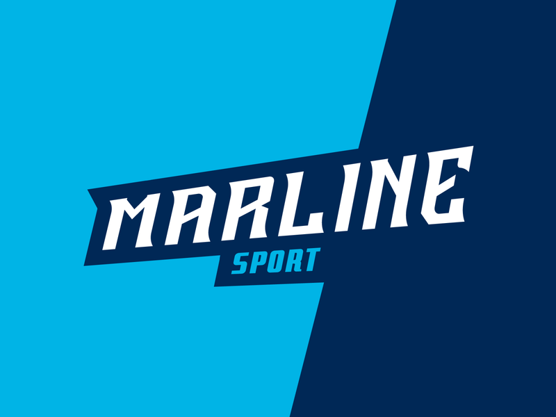 MARLINE SPORT LOGO fiverr mascot logo esports logo character branding art design illustration vector logo mascot sport