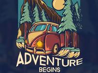 Adventure Begins