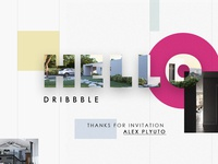 Hello dribbble Players