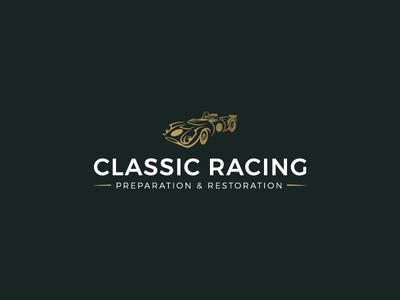 Classic Racing Logo