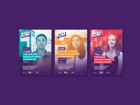 ACT Campaign Posters