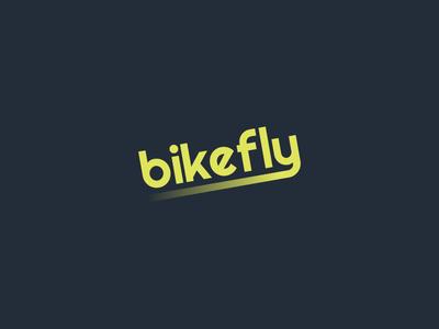 Bikefly Logo Concept