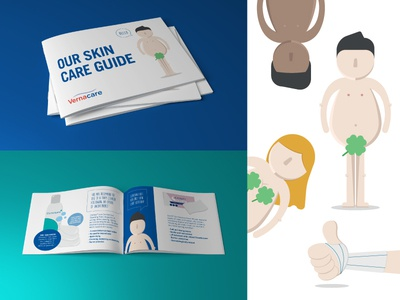 Skin Care Illustrations
