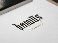 Hamills of London Logo