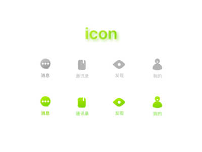 redesign of WeChat