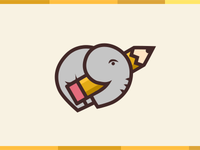 Some elephant