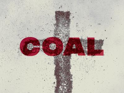 Coal Awareness Poster