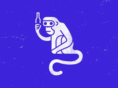 Monkey Drinker
