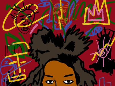 Basquiat icons