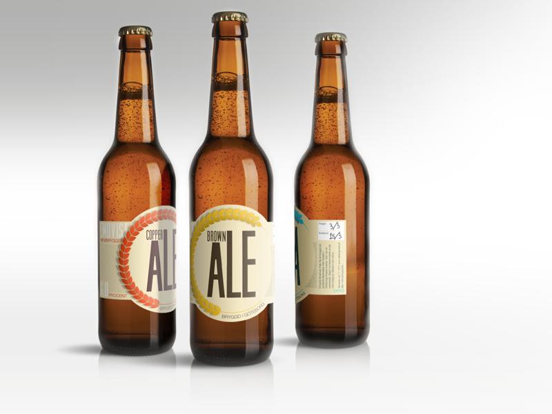Beer label beer label