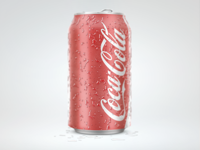 Soda Can Mock-Up 2