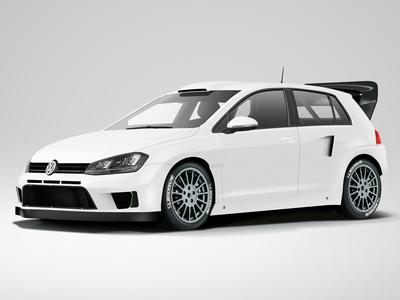 WIP Golf Rally Car