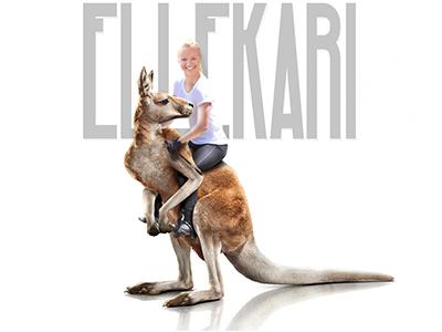 Riding The Kangaroo