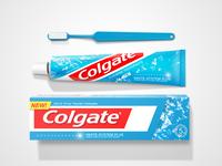Toothpaste MockUp