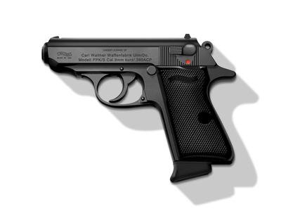 PPK/S, James Bond Gun