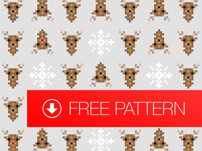 Oh Deer Wallpaper/Pattern